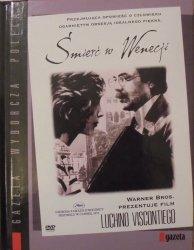 Luchino Visconti • Śmierć w Wenecji • DVD