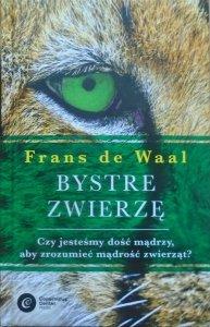 Frans de Waal • Bystre zwierzę