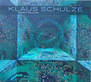 Klaus Schulze • Kontinuum • CD