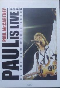Paul McCartney • Paul is Live • DVD