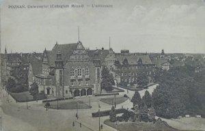 Poznań. Uniwersytet (Collegium Minus)