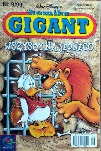 Gigant 9/99 • Wszyscy na jednego