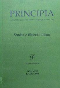 Principia XXVI 2000 • Studia z filozofii filmu [Eisenstein, Merleau-Ponty, Deleuze]