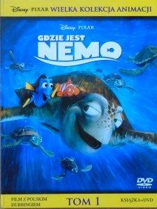Andrew Stanton, Lee Unkrich • Gdzie jest Nemo? • DVD