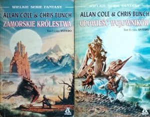 Chris Bunch, Allan Cole • Zamorskie królestwa [kompletne]