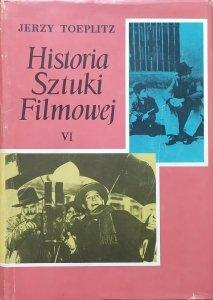 Jerzy Toeplitz • Historia sztuki filmowej tom VI 1946-1953