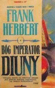 Frank Herbert • Bóg Imperator Diuny