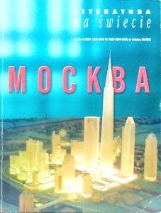 Literatura na świecie 10-11/2001 • Moskwa