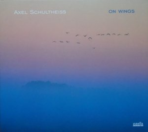 Axel Schultheiss • On Wings • CD