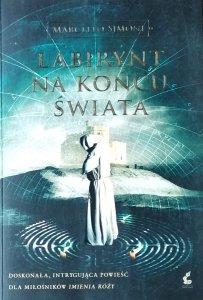 Marcello Simoni • Labirynt na końcu świata