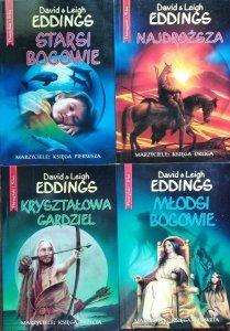 David Eddings, Leigh Eddings • Marzyciele [komplet]