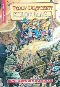 Terry Pratchett • Kolor magii