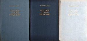 Jerzy Toeplitz • Historia sztuki filmowej 3 tomy