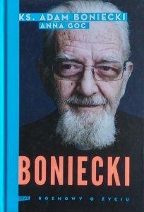 Adam Boniecki, Anna Goc • Boniecki. Rozmowy o życiu