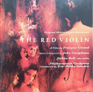 John Corigliano • The Red Violin • CD