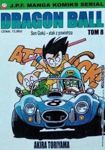 Akira Toriyama • Dragon Ball [Tom 8]