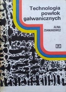Alina Zdanukiewicz • Technologia powłok galwanicznych