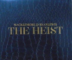 Macklemore & Ryan Lewis • The Heist • CD