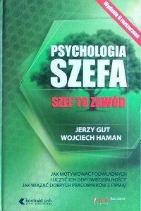 Jerzy Gut, Wojciech Haman • Psychologia szefa. Szef to zawód