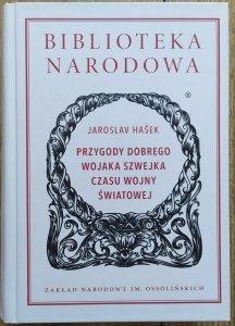 Jaroslav Hasek • Przygody dobrego wojaka Szwejka czasu wojny światowej