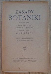 Maksymilian Heilpern • Zasady botaniki [1922]