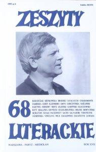 Zeszyty Literackie numer 68/1999 • Zbigniew Herbert