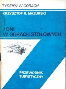 Krzysztof Mazurski • 7 dni w Górach Stołowych