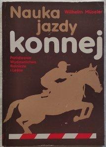 Wilhelm Museler • Nauka jazdy konnej