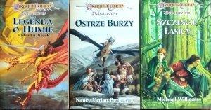Richard Knaak, Nancy Berberick, Michael Williams • Dragonlance. Bohaterowie [komplet]