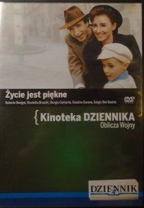 Roberto Benigni • Życie jest piękne • DVD