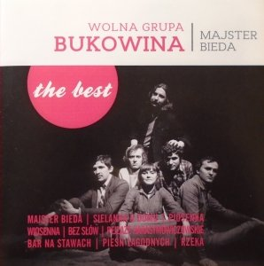Wolna Grupa Bukowina • Majster Bieda. The Best• CD