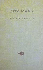 Józef Czechowicz • Wybór poezji [Biblioteka Poetów]