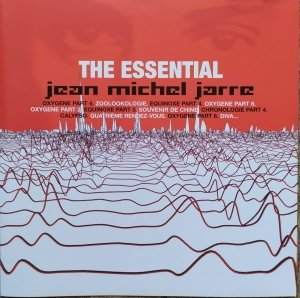 Jean Michel Jarre • The Essential • CD