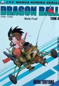Akira Toriyama • Dragon Ball [Tom 4]