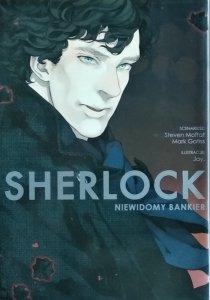 Steven Moffat • Sherlock. Niewidomy bankier
