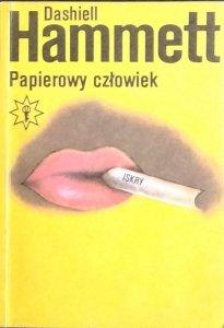 Dashiell Hammett • Papierowy człowiek