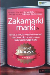Paweł Tkaczyk • Zakamarki marki