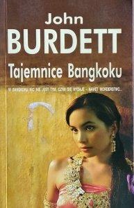 John Burdett • Tajemnice Bangkoku