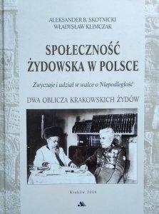 Aleksander B. Skotnicki, Władysław Klimczak • Społeczność żydowska w Polsce