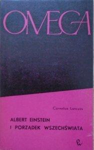 Cornelius Lanczos • Albert Einstein i porządek wszechświata