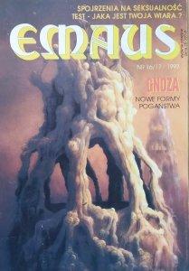 Emaus 16/17-1993 • Gnoza