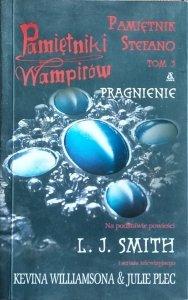 L.J. Smith • Pragnienie. Pamiętnik Stefano tom 3