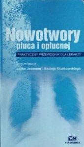 Kack Jassem • Nowotwory płuca i opłucnej