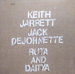 Keith Jarrett & Jack DeJohnette • Ruta and Daitya • CD