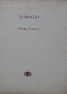 Artur Rimbaud • Poezje wybrane [Biblioteka Poetów]