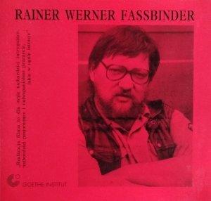 Małgorzata Behlert • Rainer Werner Fassbinder
