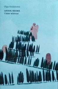 Olga Siedakowa • Anioł Reims i inne wiersze