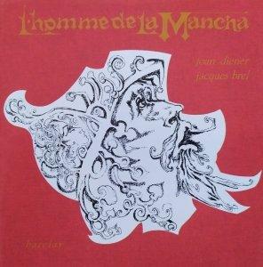 Joan Diener, Jacques Brel • L'homme de la Mancha • CD
