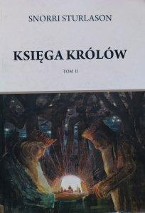 Snorri Sturlason • Księga królów tom II