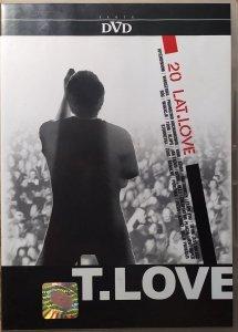 T.Love • 20 Lat T.Love • DVD